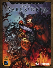 The Art of Darksiders, Hardback Book