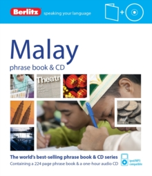 Berlitz Phrase Book Amp Cd Malay Berlitz 9781780044019