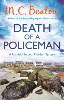 Death of a Policeman, Paperback / softback Book
