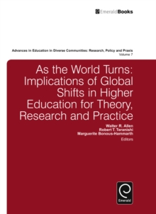 problems of modern higher education in Topical issues: the role of technology in education worldwide, and the use of  higher  developments in international higher education of likely interest to  oxford.