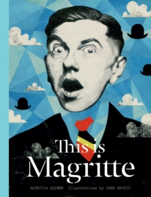 This is Magritte, Hardback Book