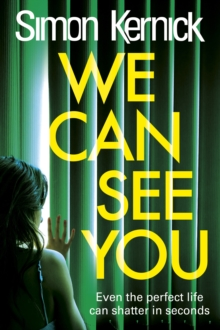 We Can See You, Hardback Book
