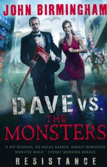Dave vs. the Monsters : Resistance (David Hooper 2), Paperback / softback Book