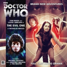 The Evil One, CD-Audio Book
