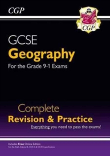 New Grade 9 1 Gcse Geography Complete Revision Amp Practice