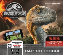 Jurassic World Fallen Kingdom : Raptor Rescue, Hardback Book