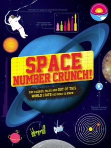 Space Number Crunch!, Paperback / softback Book