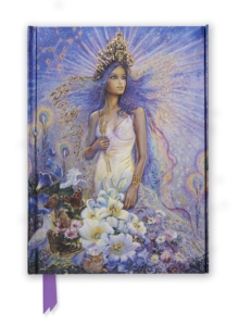 Josephine Wall: Virgo (Foiled Journal), Notebook / blank book Book