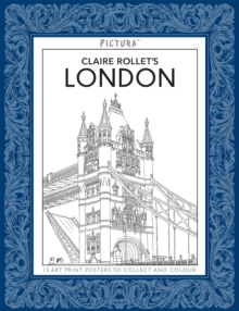 Pictura Prints: London, Paperback Book