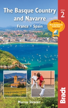 Basque Country and Navarre : France * Spain, Paperback / softback Book