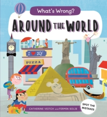 What's Wrong? Around the World, Paperback / softback Book