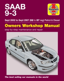Saab 9-3 Service And Repair Manual : 02-07, Paperback / softback Book