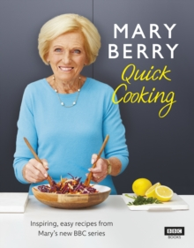Mary Berry's Quick Cooking, Hardback Book