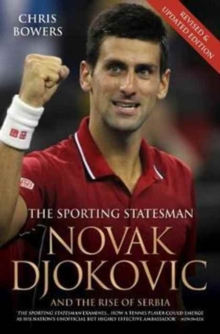 Novak Djokovic, Paperback Book