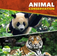 Animal Conservation, Hardback Book