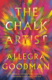 The Chalk Artist, Hardback Book