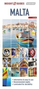 Insight Guides Flexi Map Malta, Sheet map Book