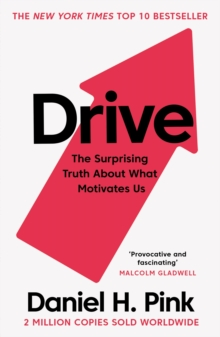 Drive : The Surprising Truth About What Motivates Us, Paperback / softback Book