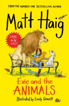 Evie and the Animals, Hardback Book