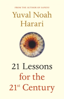 21 Lessons for the 21st Century, Hardback Book