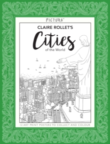 Pictura Prints: Cities of the World, Paperback Book