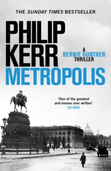Metropolis : the global bestseller - an unputdownable historical thriller, Paperback / softback Book