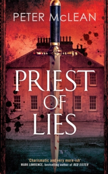 Priest of Lies, Hardback Book