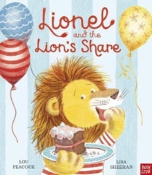 Lionel and the Lion's Share, Paperback / softback Book