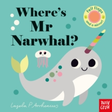 Where's Mr Narwhal?, Board book Book