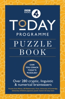 Today Programme Puzzle Book : The puzzle book of 2018, Paperback / softback Book