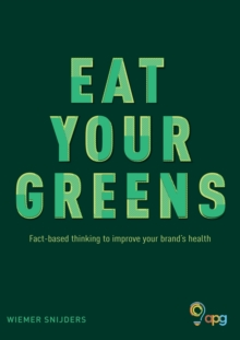 Eat Your Greens, Paperback / softback Book