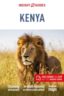 Insight Guides Kenya (Travel Guide with Free eBook), Paperback / softback Book