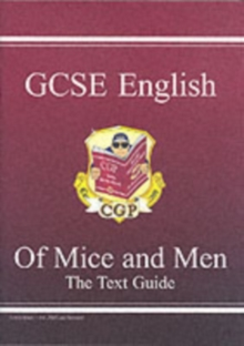 GCSE English Text Guide - Of Mice & Men, Paperback / softback Book