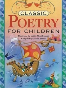 Classic Poetry for Children, Paperback / softback Book