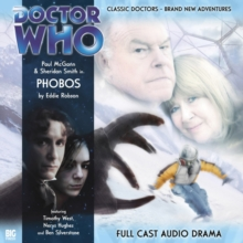 Phobos, CD-Audio Book