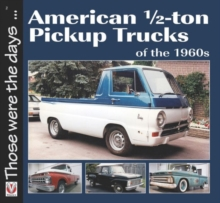 American 1/2-Ton Pickup Trucks of the 1960s, Paperback / softback Book