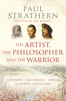 The Artist, The Philosopher and The Warrior, Paperback / softback Book