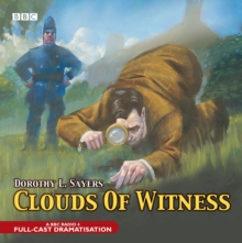 Clouds of Witness, CD-Audio Book