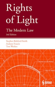 Rights of Light, Hardback Book