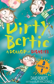 A Dollop of Disaster : Fetch! Ouch! Kiss!, Paperback / softback Book