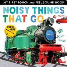Noisy Things That Go, Novelty book Book