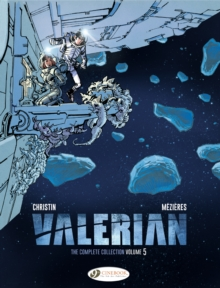 Valerian The Complete Collection Vol. 5, Hardback Book