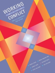 Working with Conflict : Skills and Strategies for Action, Paperback / softback Book