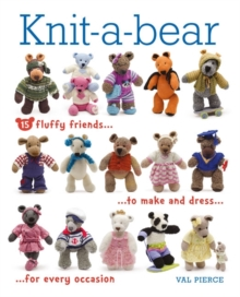 Knit-a-Bear, Paperback / softback Book