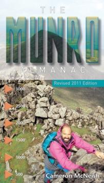 The Munro Almanac Cameron Mcneish 9781897784778 True
