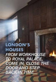 London's Houses, Paperback / softback Book