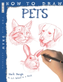 How To Draw Pets, Paperback / softback Book