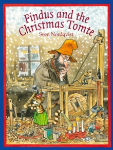 Findus and the Christmas Tomte, Hardback Book