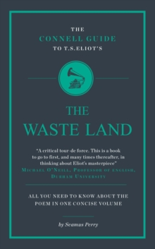 essays on the wasteland by t.s. eliot The waste land (norton critical editions) criticism traces the poem's reception with twenty-five reviews and essays t s eliot (1888–1965) was.