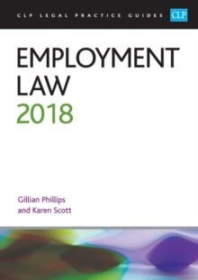 Employment Law 2018, Paperback Book